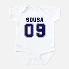 Sousa 09 Infant Bodysuit