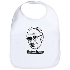 Rothbard Freedom Fighter Bib
