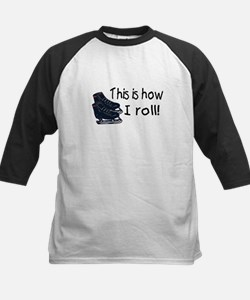 This Is How I Roll (Ice Skates) Tee