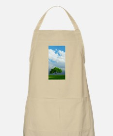 green tree BBQ Apron