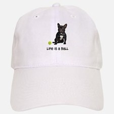French Bulldog Life Baseball Baseball Cap