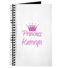 Princess Kamryn Journal