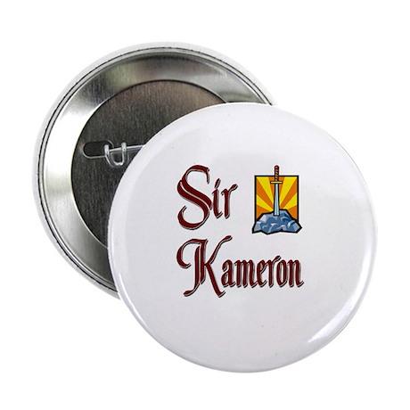 "Sir Kameron 2.25"" Button (10 pack)"