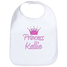 Princess Kallie Bib