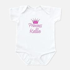 Princess Kallie Infant Bodysuit