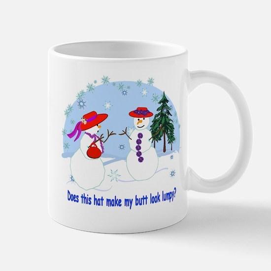 Snow ladies Mug