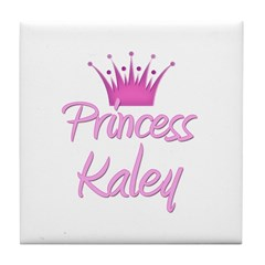 Princess Kaley Tile Coaster