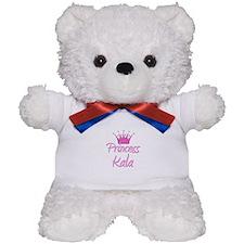 Princess Kala Teddy Bear