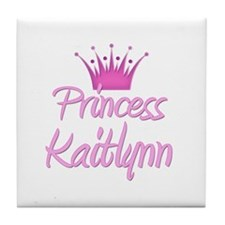 Princess Kaitlynn Tile Coaster