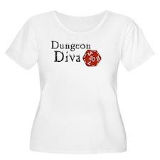 Plus-size Diva
