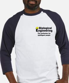 Smart Biological Engineer Baseball Jersey