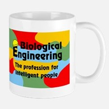 Smart Biological Engineer Mug