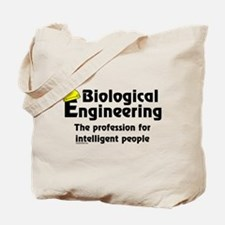 Smart Biological Engineer Tote Bag