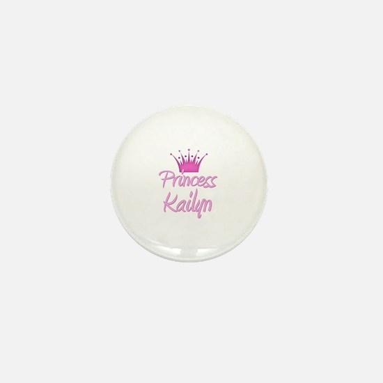 Princess Kailyn Mini Button
