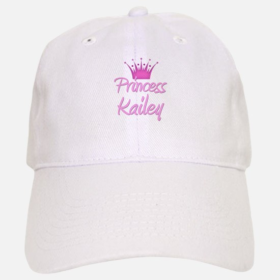 Princess Kailey Baseball Baseball Cap