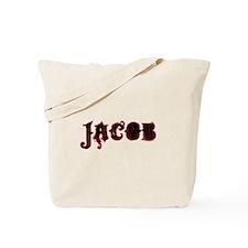 Twilight Jacob Tote Bag
