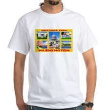 Washington DC Greetings (Front) Shirt