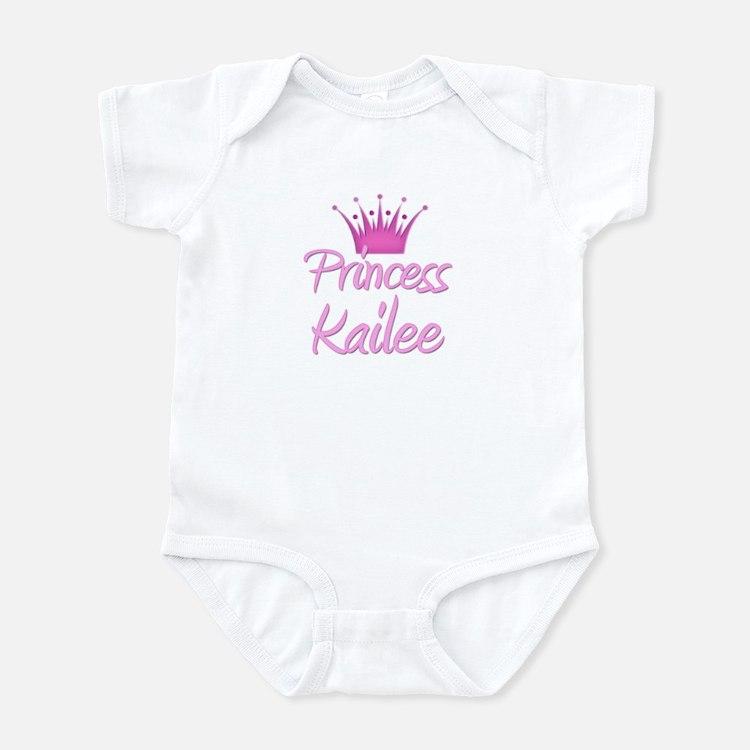 Princess Kailee Infant Bodysuit