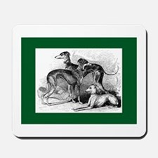 Three Hounds Mousepad