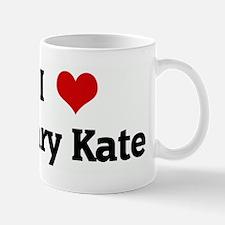I Love Mary Kate Mug