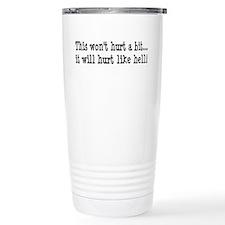 Nurse, Physical Therapist Travel Mug