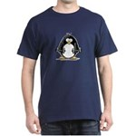 Weight lifting penguin 2 Dark T-Shirt