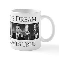 Unique Dreams come true Mug
