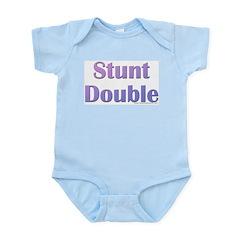 Stunt Double Twin Infant Creeper