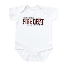 My Mother-in-law My Hero - Fire Dept Infant Bodysu
