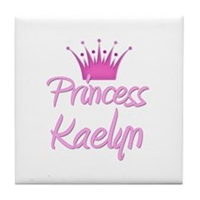 Princess Kaelyn Tile Coaster