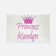 Princess Kaelyn Rectangle Magnet