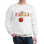 Navy Christmas Sweatshirt