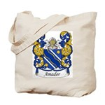 Amador Family Crest Tote Bag