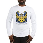 Amaral Family Crest Long Sleeve T-Shirt