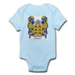 Amaral Family Crest Infant Creeper