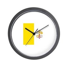 Cute Catholicism Wall Clock