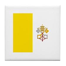 Unique Papal Tile Coaster