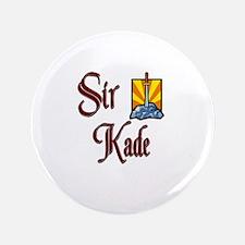 "Sir Kade 3.5"" Button"