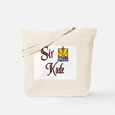 Sir Kade Tote Bag