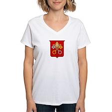 Unique Vatican city flag Shirt