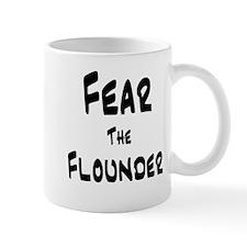 Fear the Flounder Mug