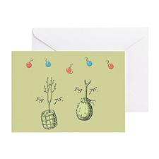 Arboretum Holiday Greeting Card