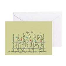 Holiday Espalier Holiday cards (Pk of 20)