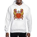 Arrais Family Crest Hooded Sweatshirt