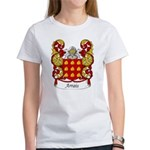 Arrais Family Crest Women's T-Shirt