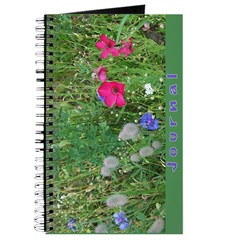 Summer Wildflowers Journal