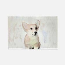 Corgi Puppy Dog Magnets