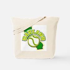 Oakland Baseball Tote Bag