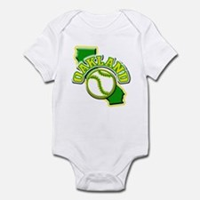 Oakland Baseball Infant Bodysuit