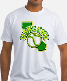 Oakland Baseball Shirt